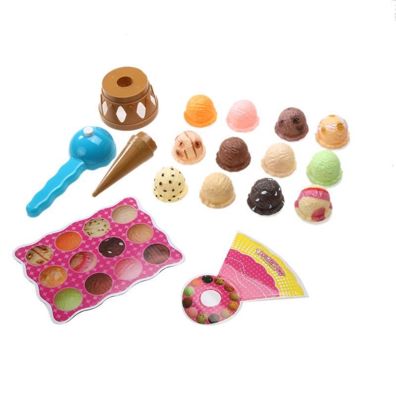 Kid's Ice Cream Maker Toys