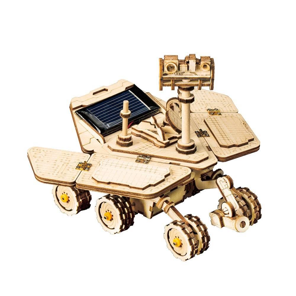 Solar Energy 3D Wooden Puzzle Kit Toys GYOBY® TOYS