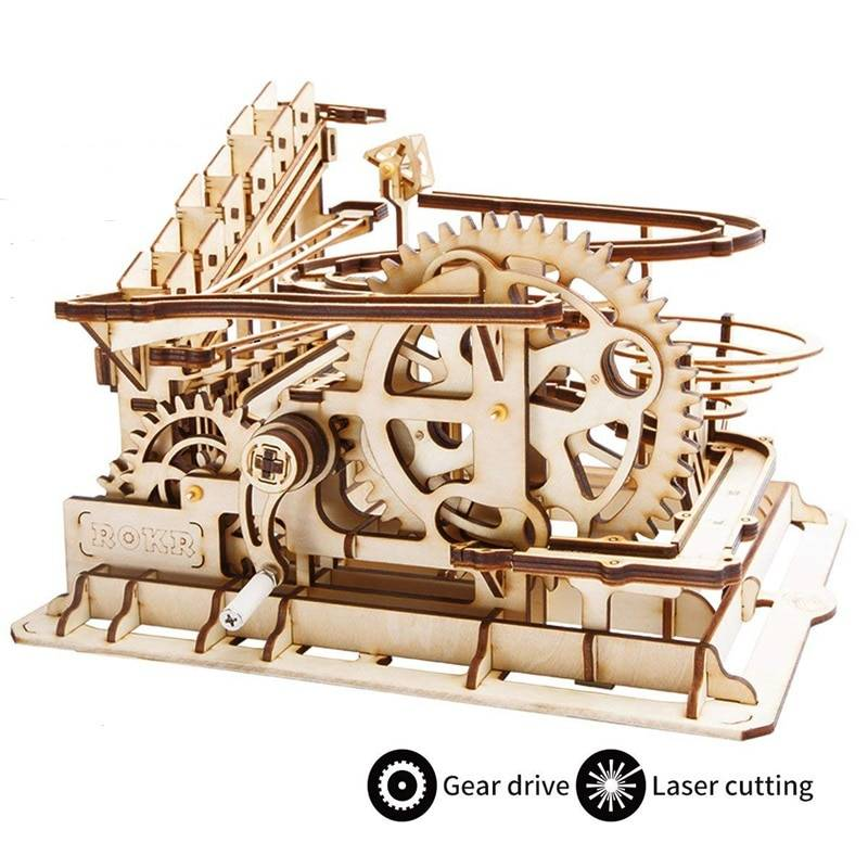 DIY Mechanical 3D Wooden Puzzle Kit Toys GYOBY® TOYS