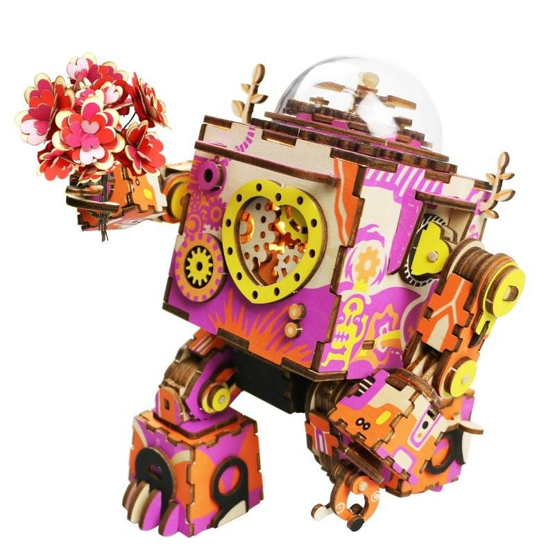 Robotime 3D Wooden Puzzle Kit Toys GYOBY® TOYS
