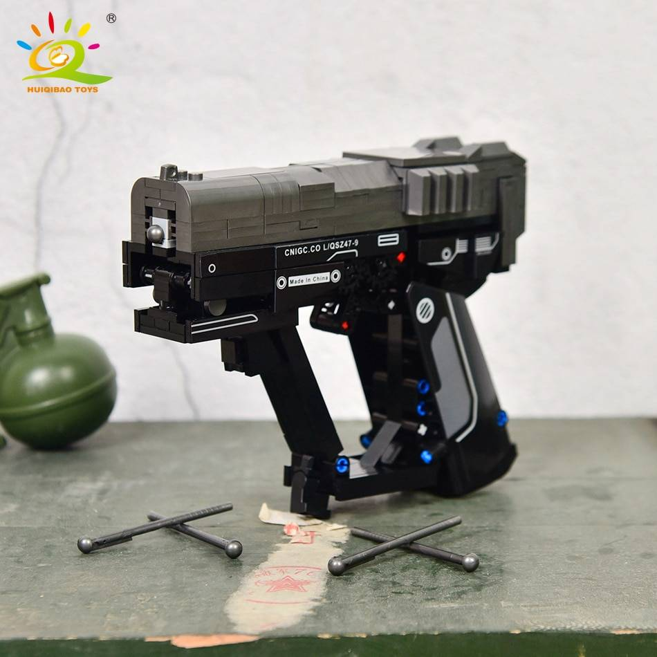 Wandering Earth Signal Gun Building Blocks Toy GYOBY® TOYS