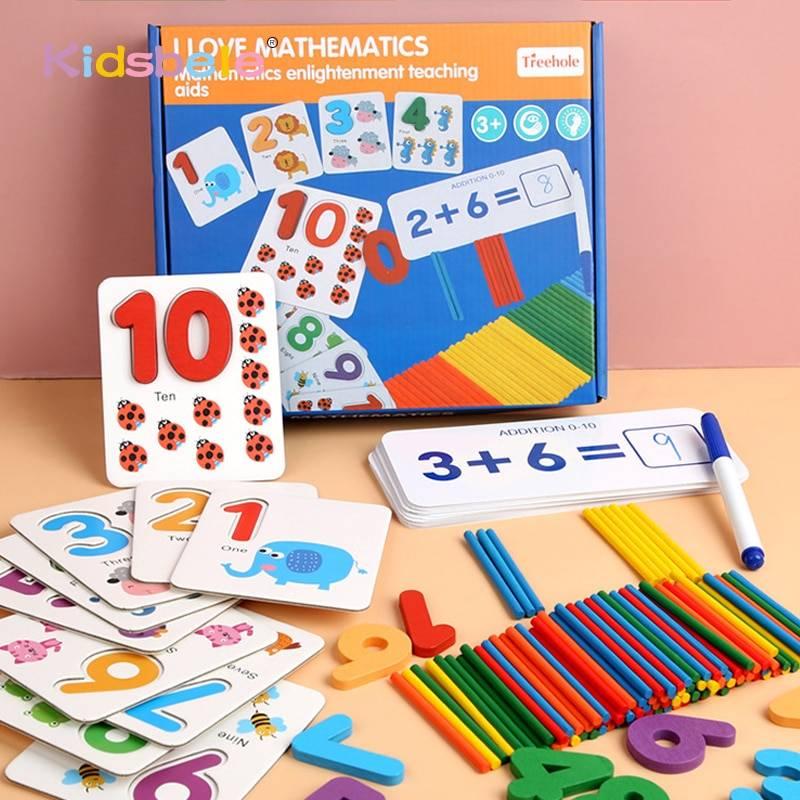 Montessori Mathematics Educational Toy GYOBY® TOYS