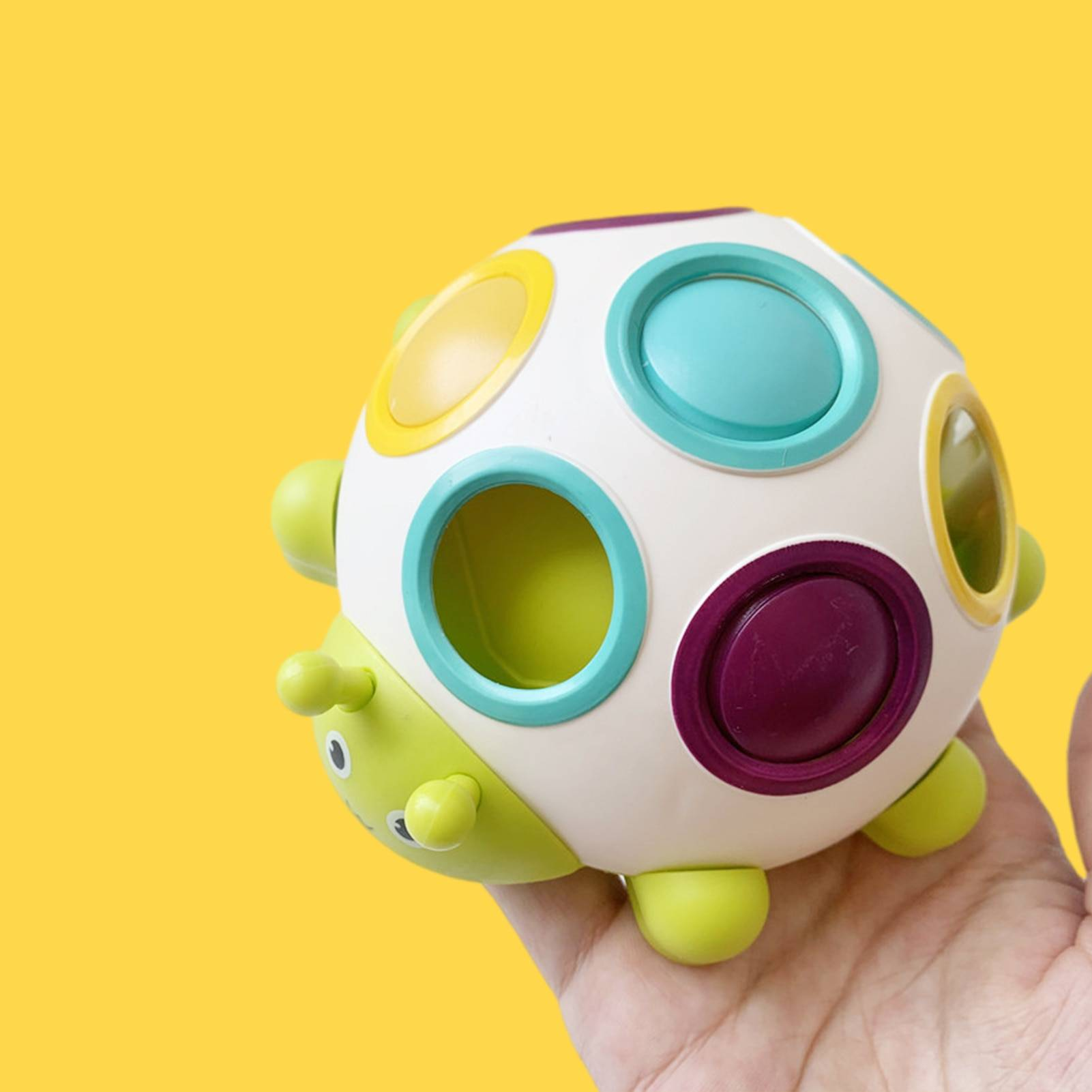 Turtle Baby Sensory Toy GYOBY® TOYS