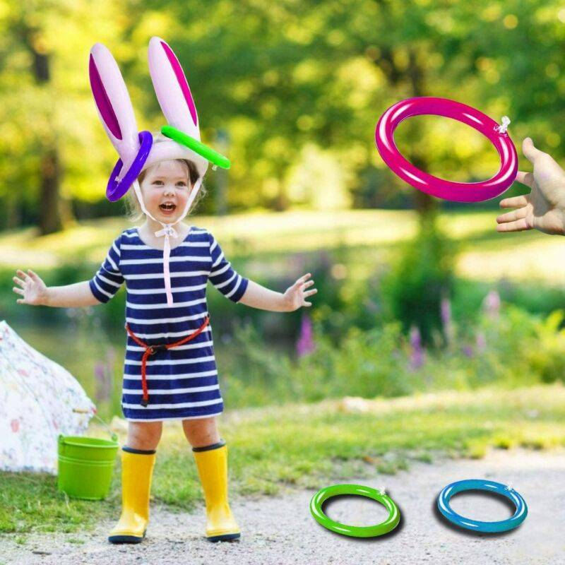 Funny Inflatable Rabbit Ears Toy GYOBY® TOYS