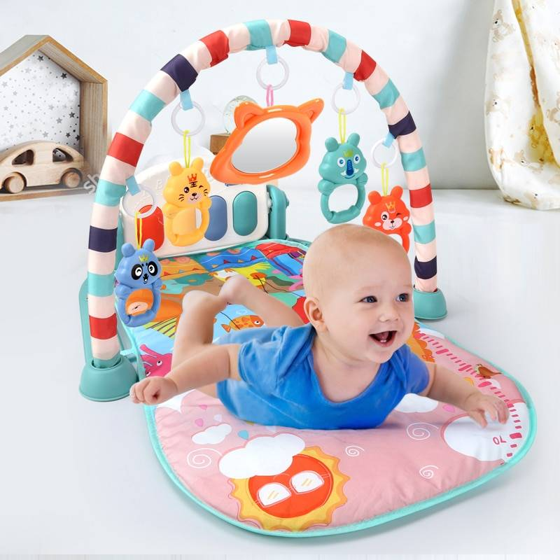 Baby Care Play Mat With Piano Keyboard GYOBY® TOYS