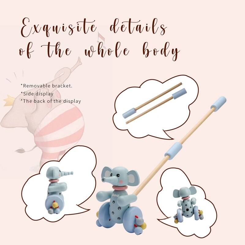 Animals Baby Walker Toy GYOBY® TOYS