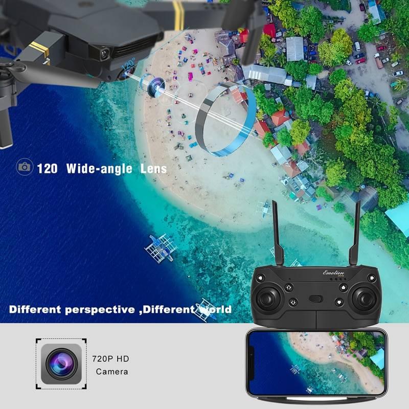 1080P/720P/480P Eachine E58 WIFI FPV GYOBY® TOYS