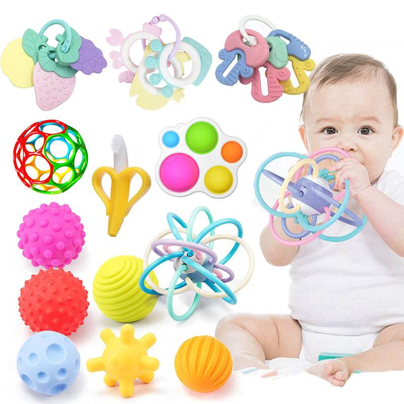 Educational Baby Rattle Toy GYOBY® TOYS