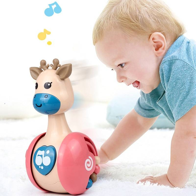 Sliding Deer Baby Rattle Toy GYOBY® TOYS