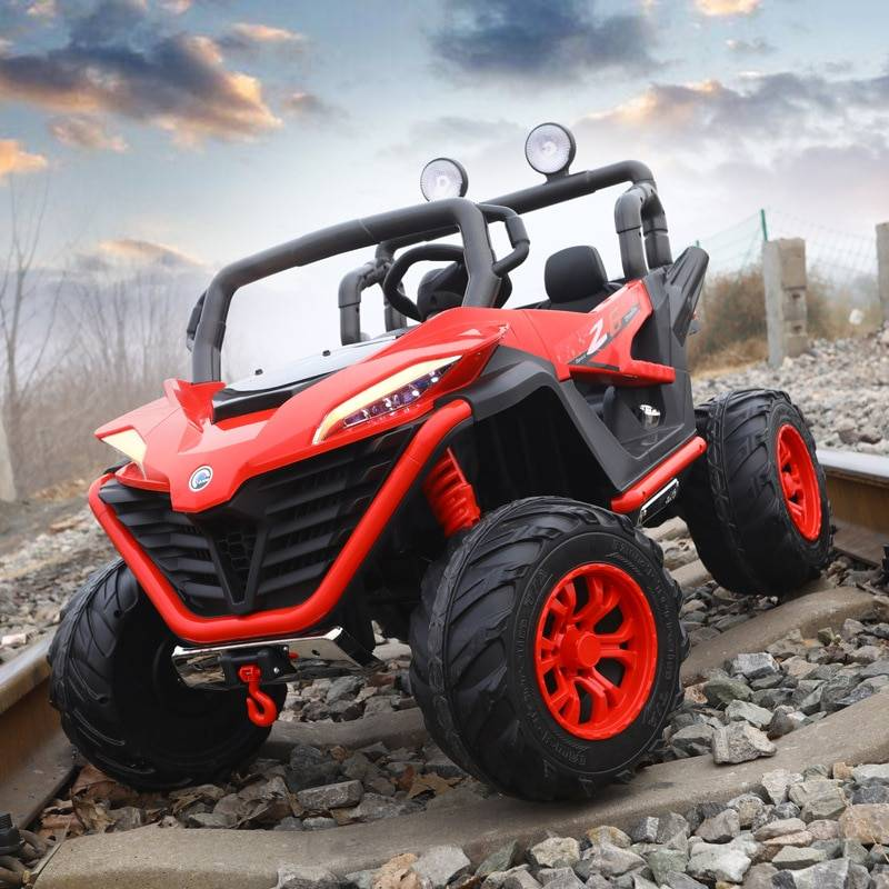 New Fashion Four-wheel Drive RC Electric Ride On Car Toy GYOBY® TOYS