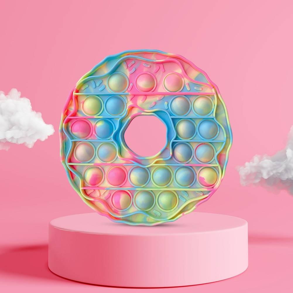 Push Bubble Antistress Silicone Fidget Toy GYOBY® TOYS