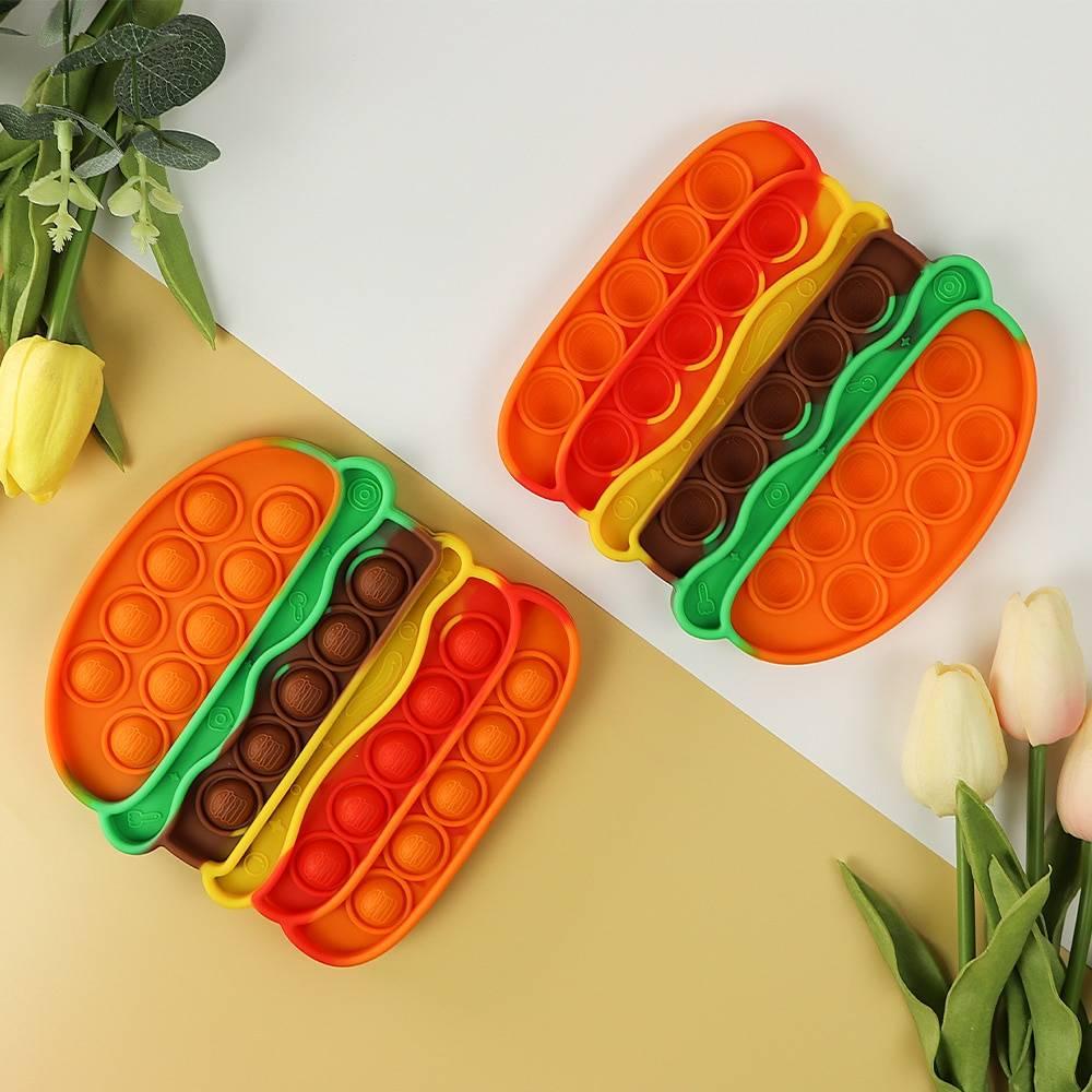 Rainbow Pop Antistress Fidget Toy Pack GYOBY® TOYS
