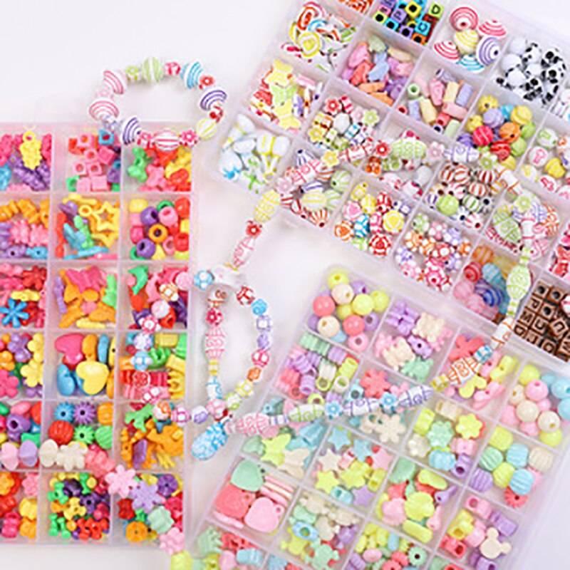 DIY Handmade Beaded Creative Toy Kit For Kids GYOBY® TOYS