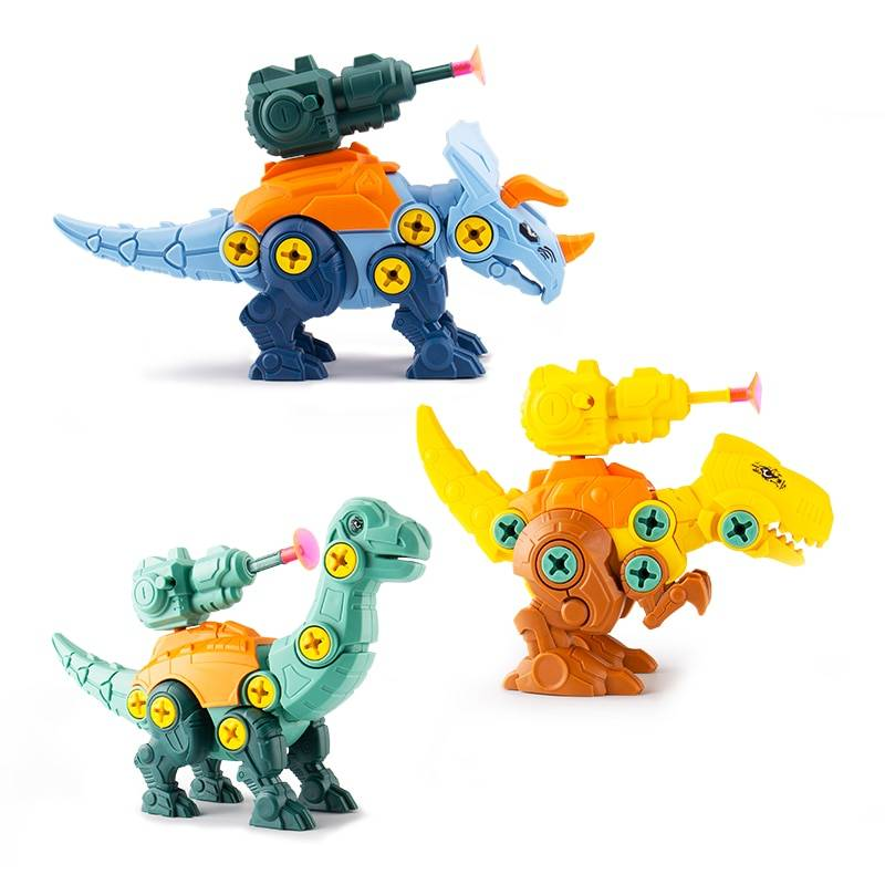 Dinosaur Puzzle Creative Toy For 3 Year Olds plus GYOBY® TOYS