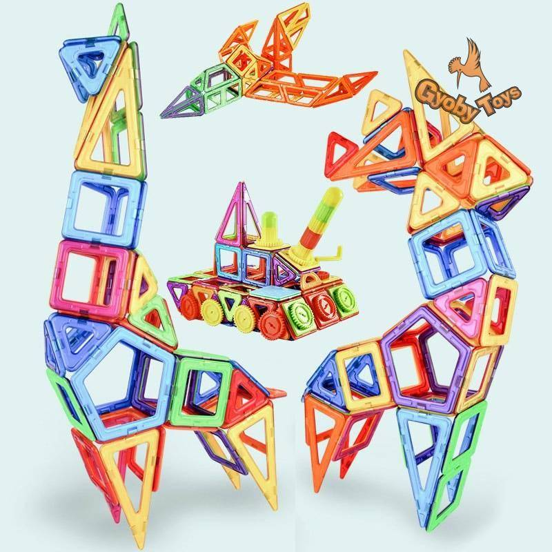Magnet Building Blocks Toy Set GYOBY® TOYS