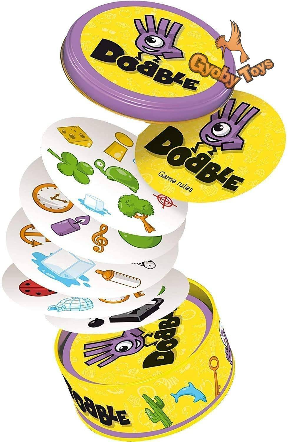 Funny High Quality Dobble Card Game GYOBY® TOYS