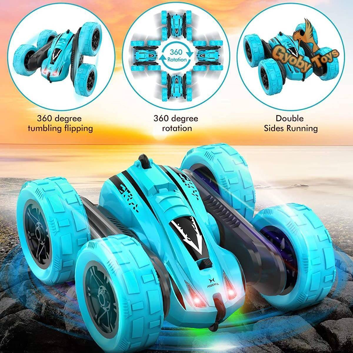 Four-wheel Drive 2.4G Remote Control Car Toy GYOBY® TOYS