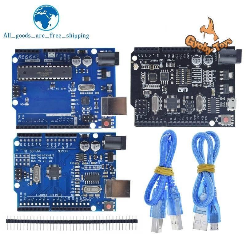 Arduino UNO R3 Development Board Toy GYOBY® TOYS