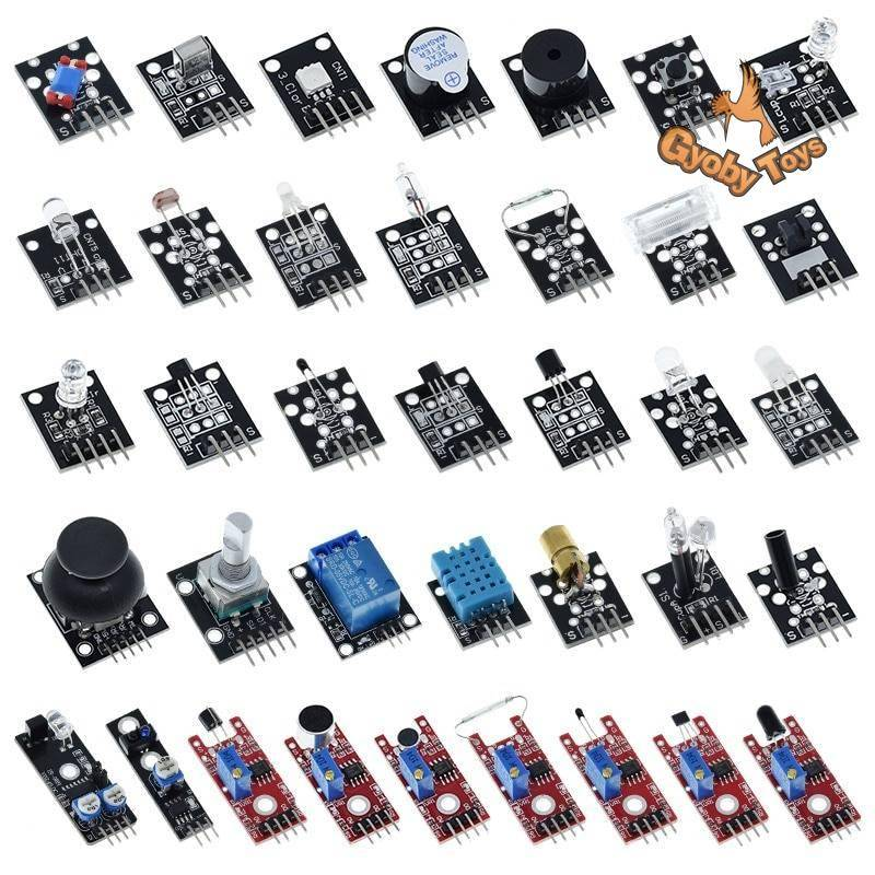 37 in 1 Sensor Kits for Arduino GYOBY® TOYS