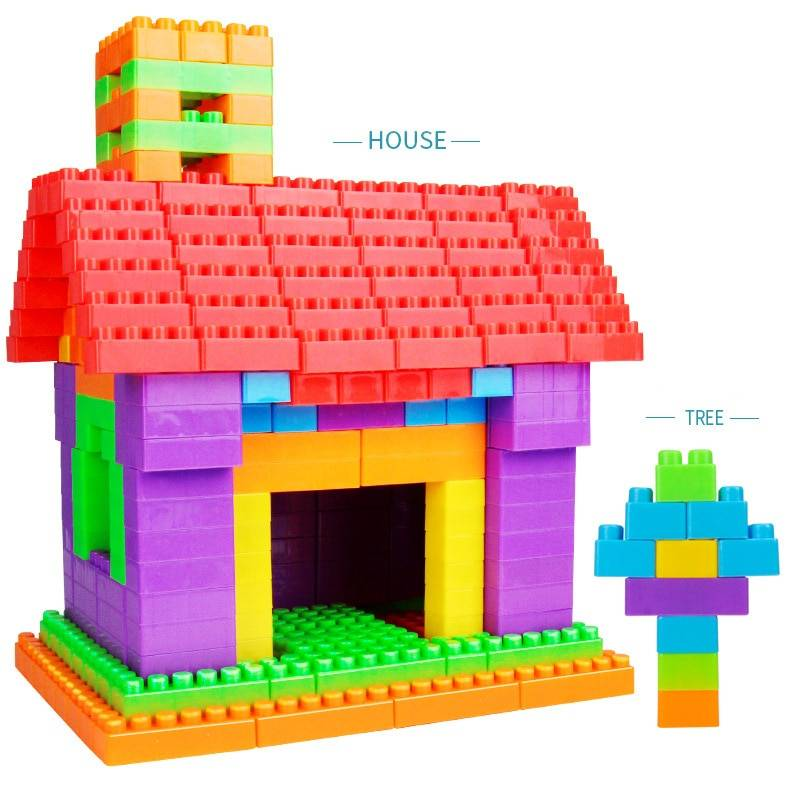 104pcs Large Building Blocks for Toddlers Toy GYOBY® TOYS
