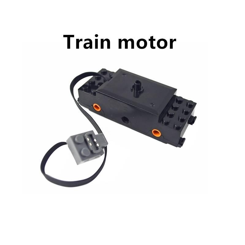 Technical MOTOR Parts Model Building Blocks