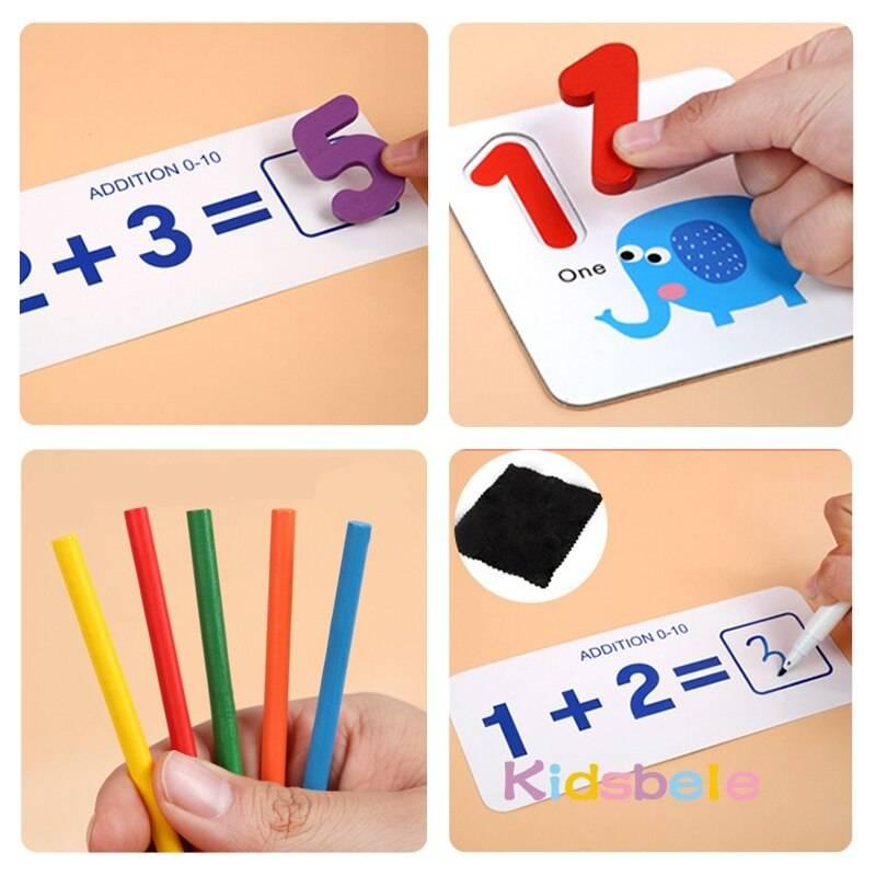 Montessori Mathematics Educational Toy