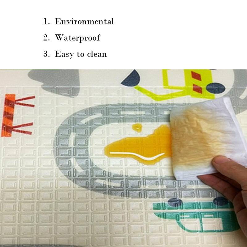 Soft XPE Foldable Baby Care Play Mat