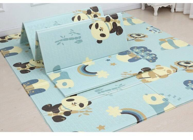Large Size Foldable Baby Care Play Mat