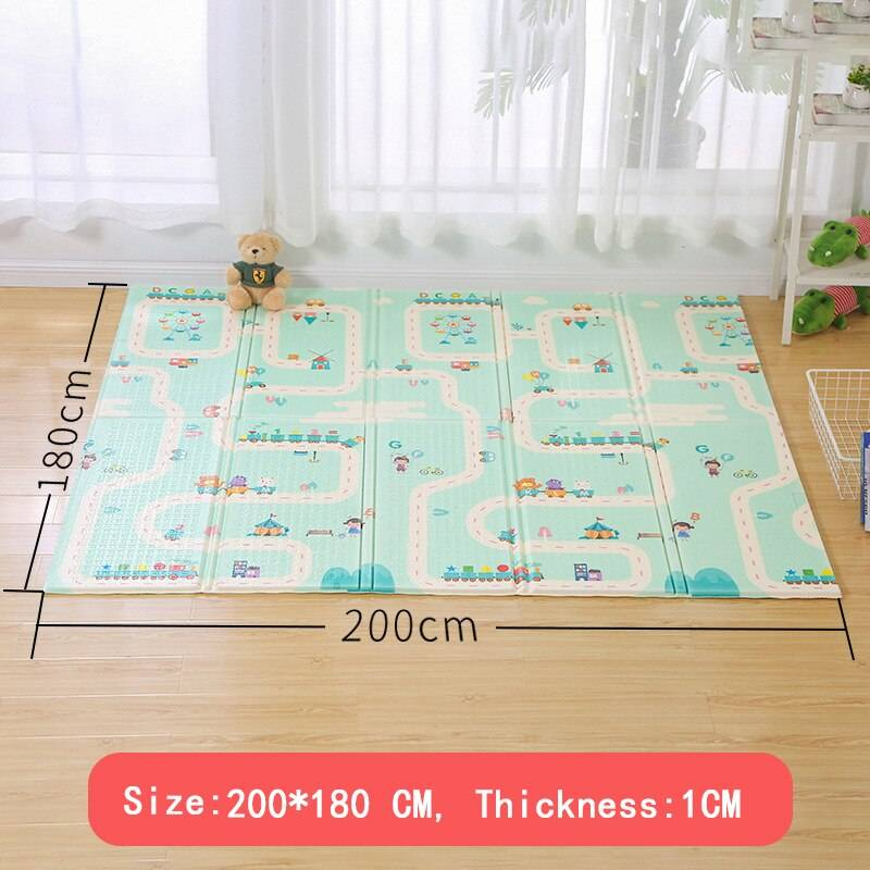 Foldable XPE Baby Play Mat