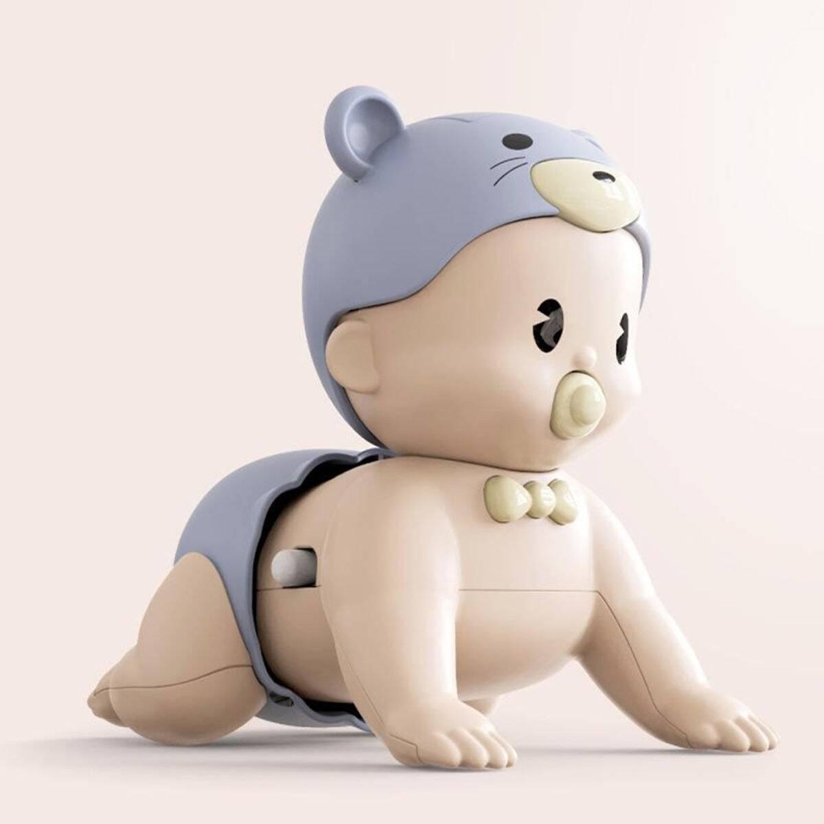 Cute Crawling Baby Toy