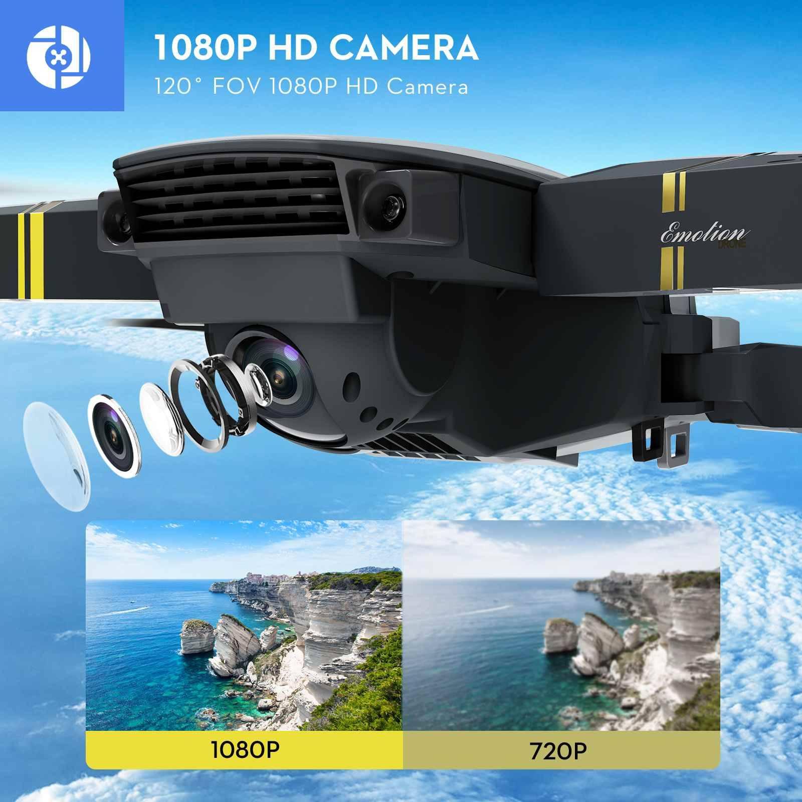1080P/720P/480P Eachine E58 WIFI FPV