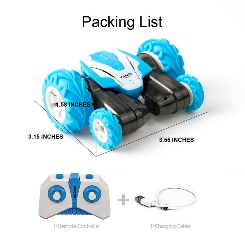 4CH 2.4G Remote Control Support Car Racing
