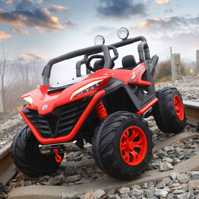 New Fashion Four-wheel Drive RC Electric Ride On Car Toy