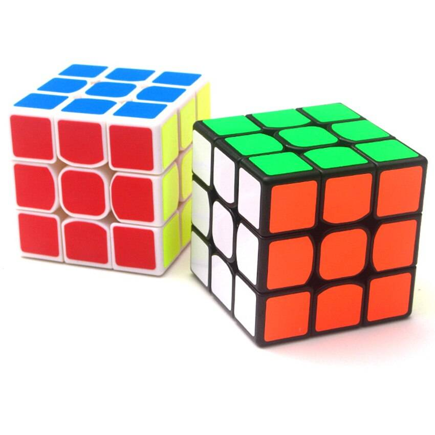 3x3x3 Soft Rubik's Cube Toy for Adult and Kids