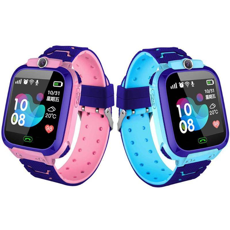 Kids Smart Watch with SIM and LBS Positioning