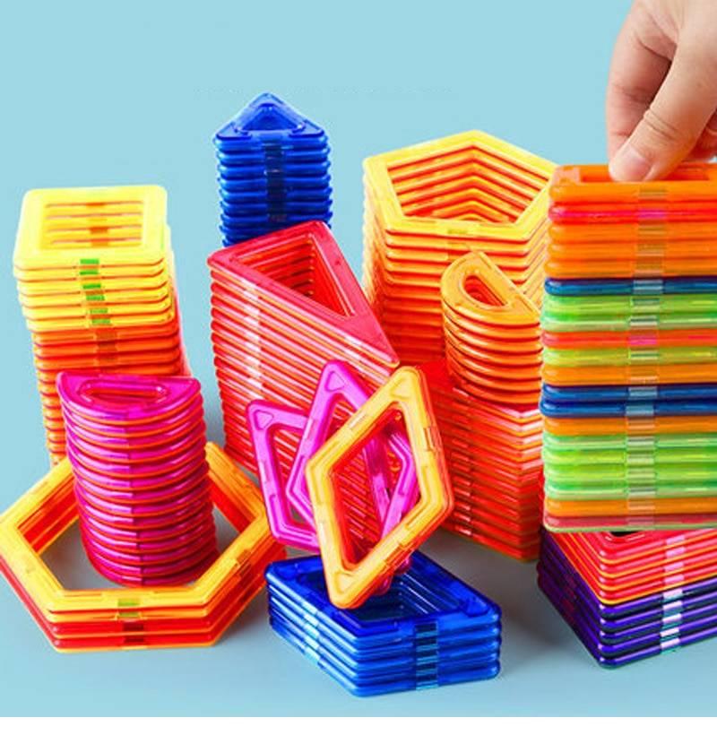 Magnet Building Blocks Toy Set