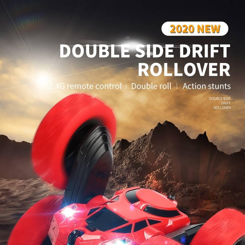 Four-wheel Drive 2.4G Remote Control Car Toy