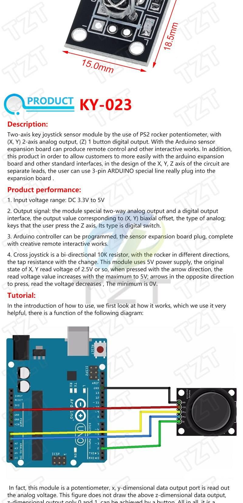 37 in 1 Sensor Kits for Arduino