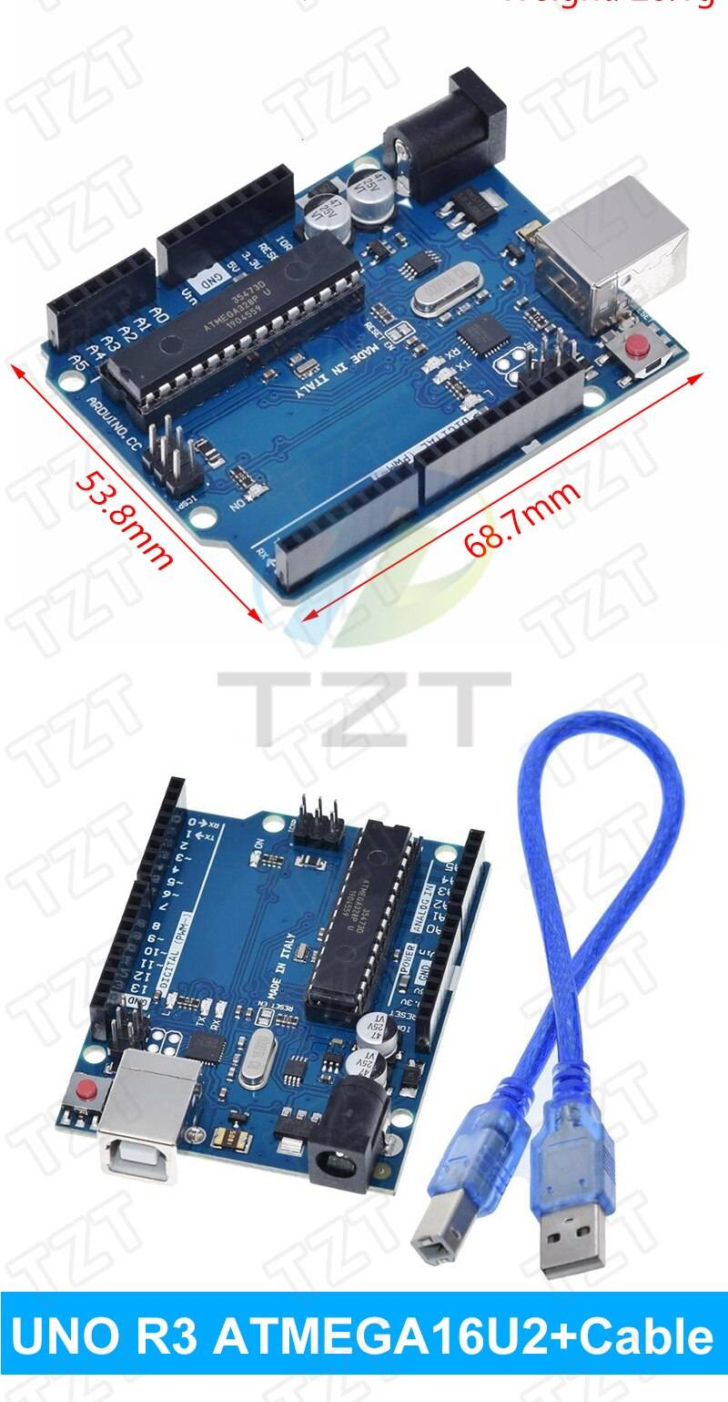 Upgraded RFID Starter Kit for Arduino UNO R3