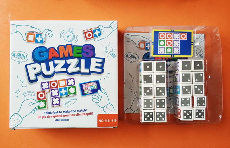 Matching Puzzle Game Toy for Kids