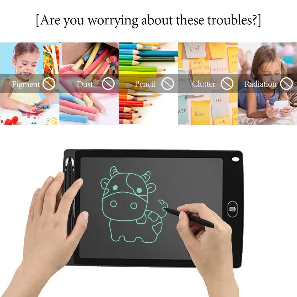8.5 Inch Electronic LCD Drawing Board for Kids