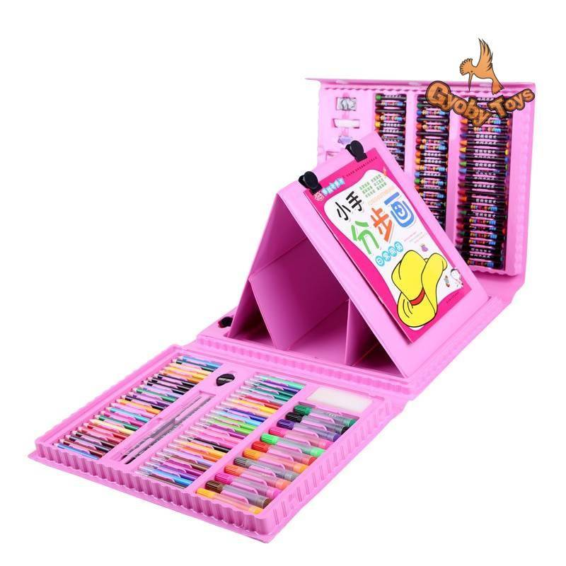 Drawing Board for Children with Watercolors Pens GYOBY® TOYS