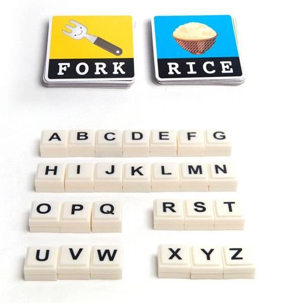 Letter Machine Alphabet Puzzle Educational Toy for Preschooler