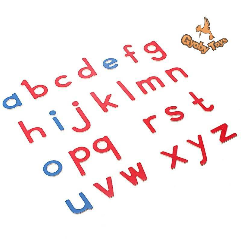 Wooden Alphabets Learning Letters Toy GYOBY® TOYS