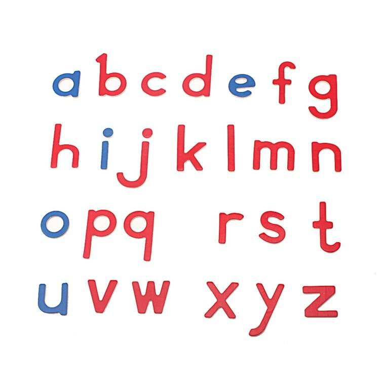 Wooden Alphabets Learning Letters Toy