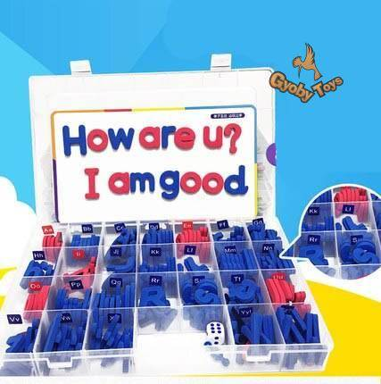 Magnetic Foam Alphabets Learning Letters Toy GYOBY® TOYS