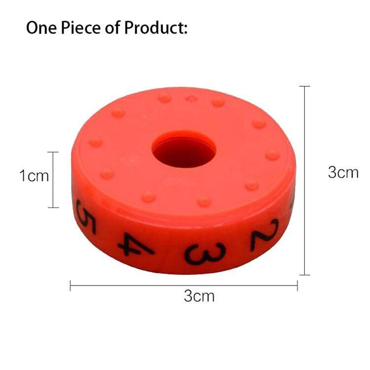 6 Pieces Magnetic Montessori Math Toy For Children