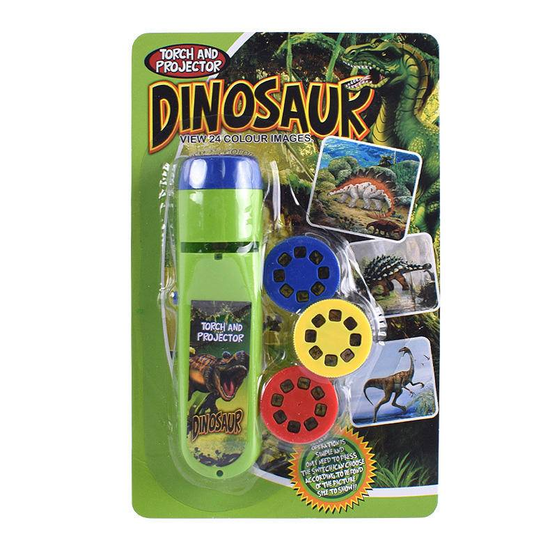 Balleenshiny Parent-child Interaction Puzzle Early Education Luminous Toy Animal Dinosaur Child Slide Projector Lamp Kids Toys GYOBY® TOYS
