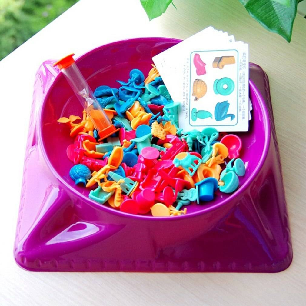 Treasure Hunting Toys Training Logical Thinking Parent-Child Early Education Family Party Board Game Toys For Children