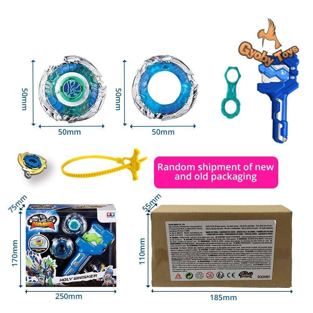 Infinity Nado Athletic Series Beyblade Toy GYOBY® TOYS